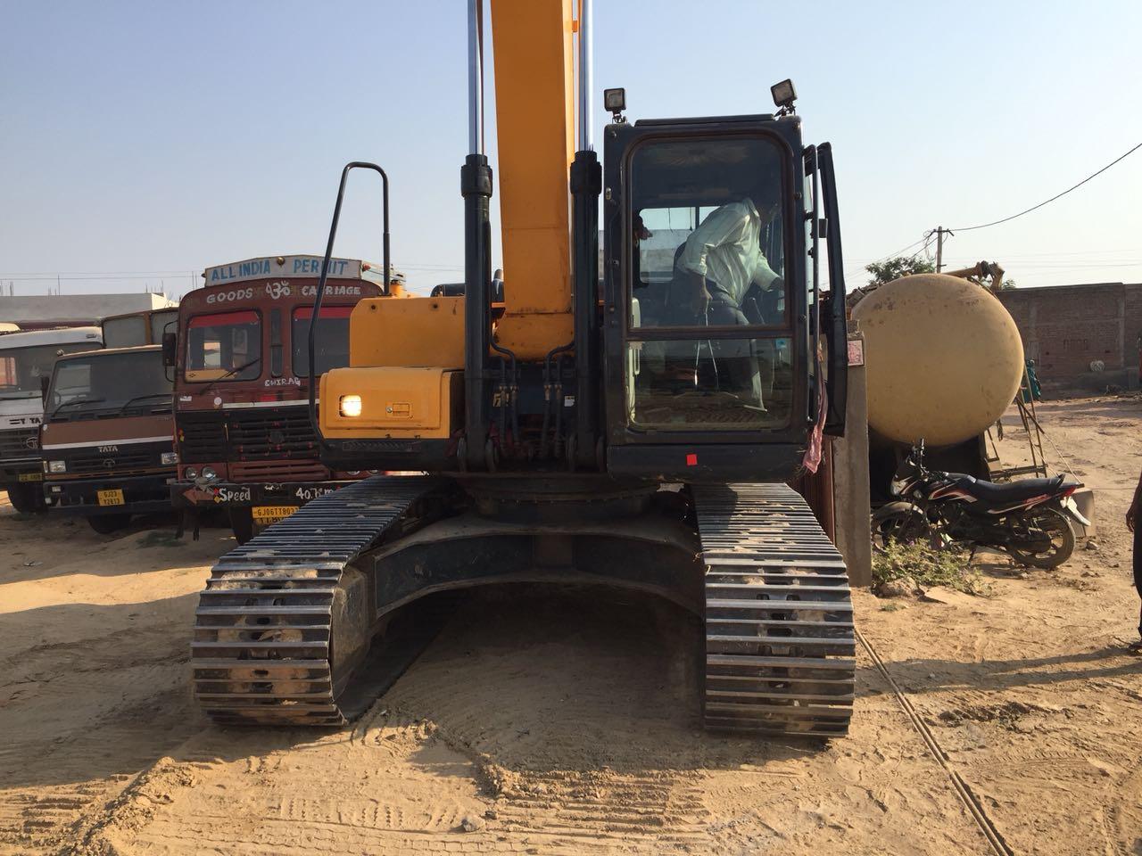 Hyundai Excavator India