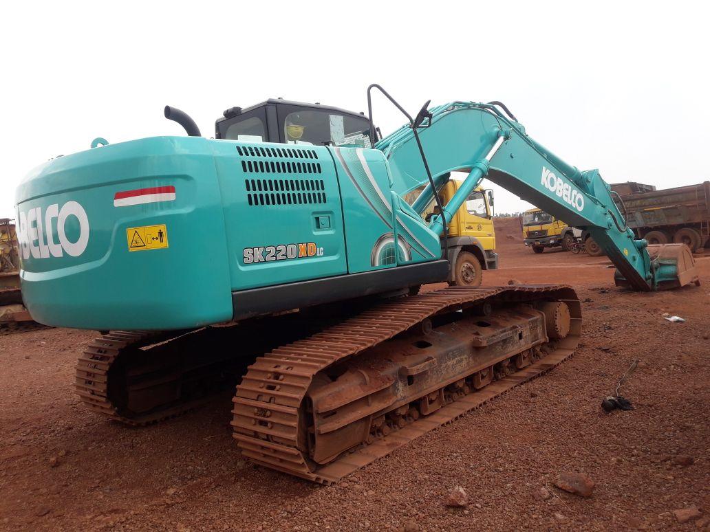 Excavator for Rent, Used Excavators for Sale in India - Equipment