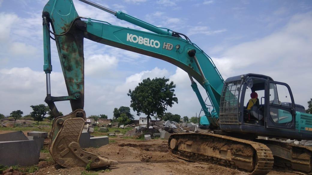 Used kobelco 380 HD Excavator for sale, resale- Equipment