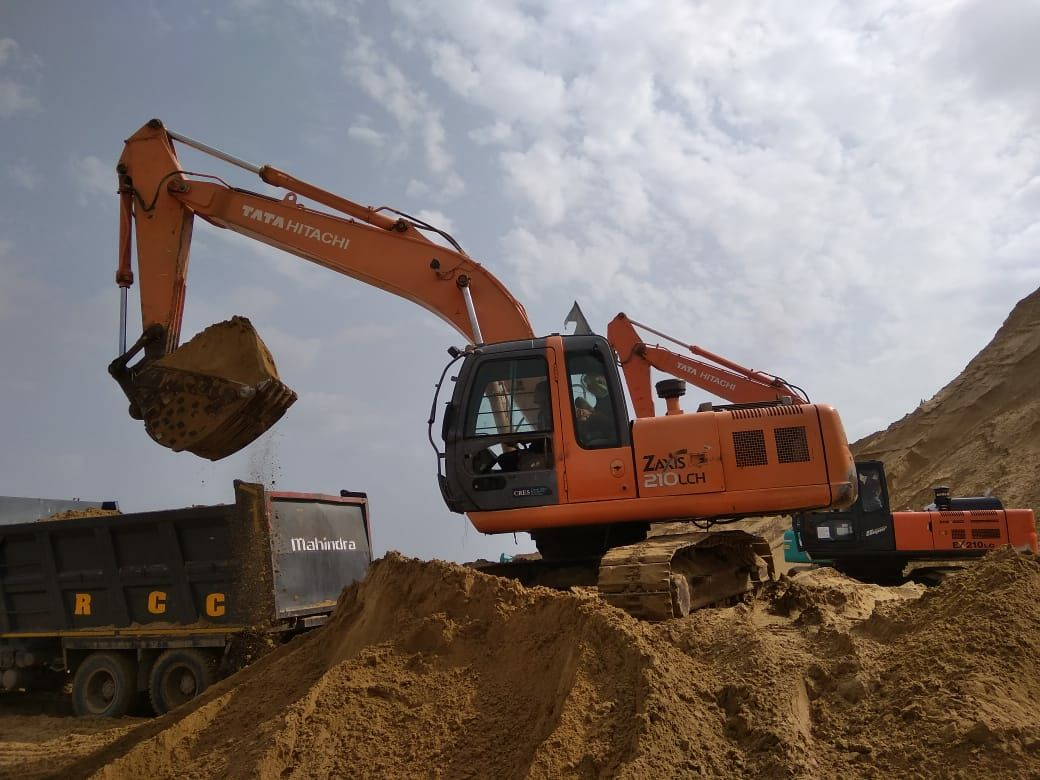 Earth moving equipment for rent, sale and purchase ...