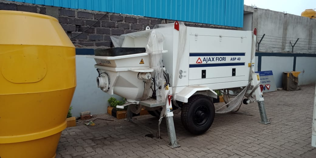Concrete machinery for sale, rent, purchase- Equipment Rentals India