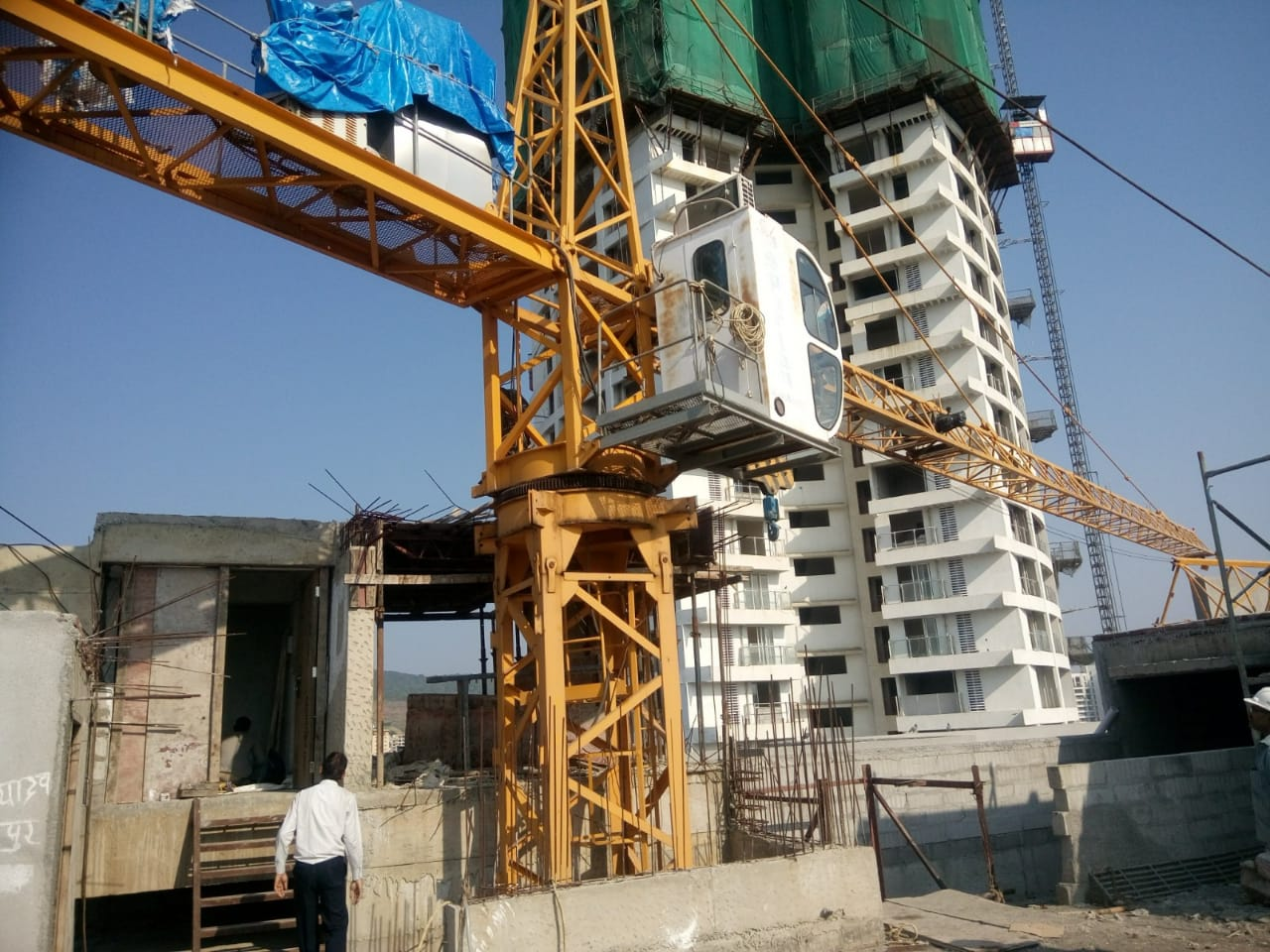 Buy, Sell Tower Cranes Online, Tower Cranes for Rent in India